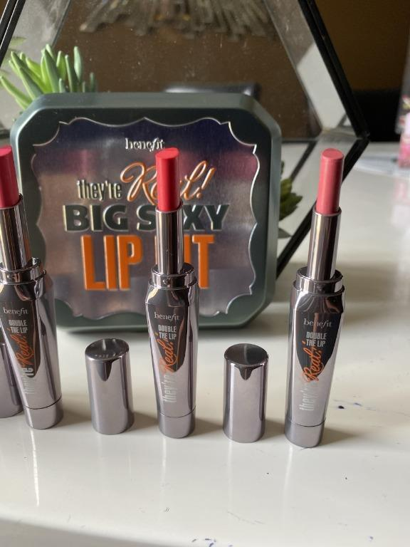 Benefit They're Real Big Sexy Lipsticks. Brand new. $12 each