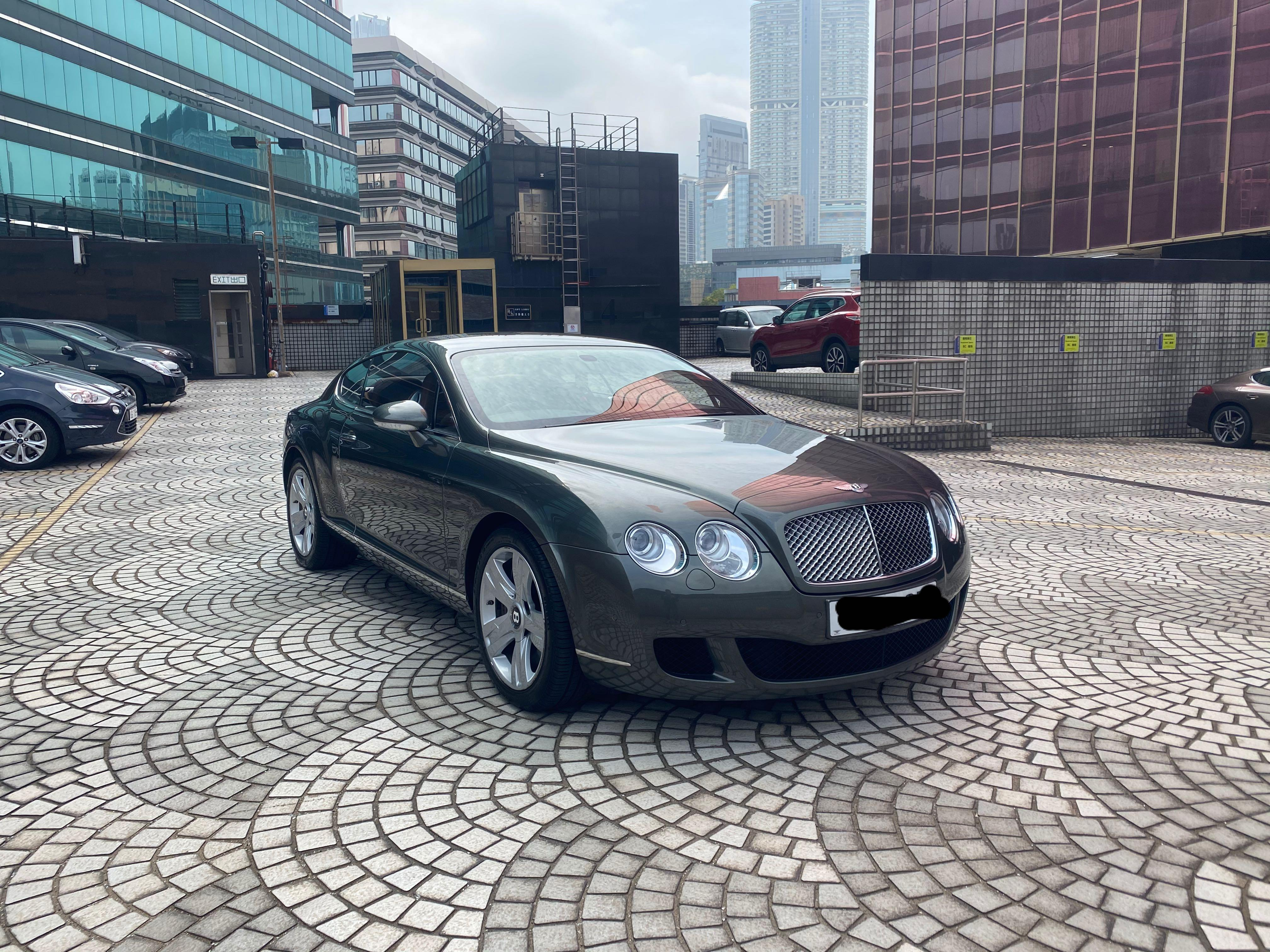 Bentley Continental 6.0 GT (A)