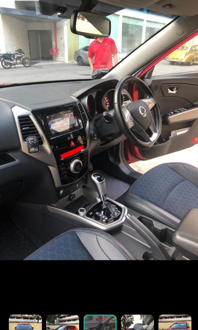 Best priced Ssangyong Tivoli for own drive or for grab