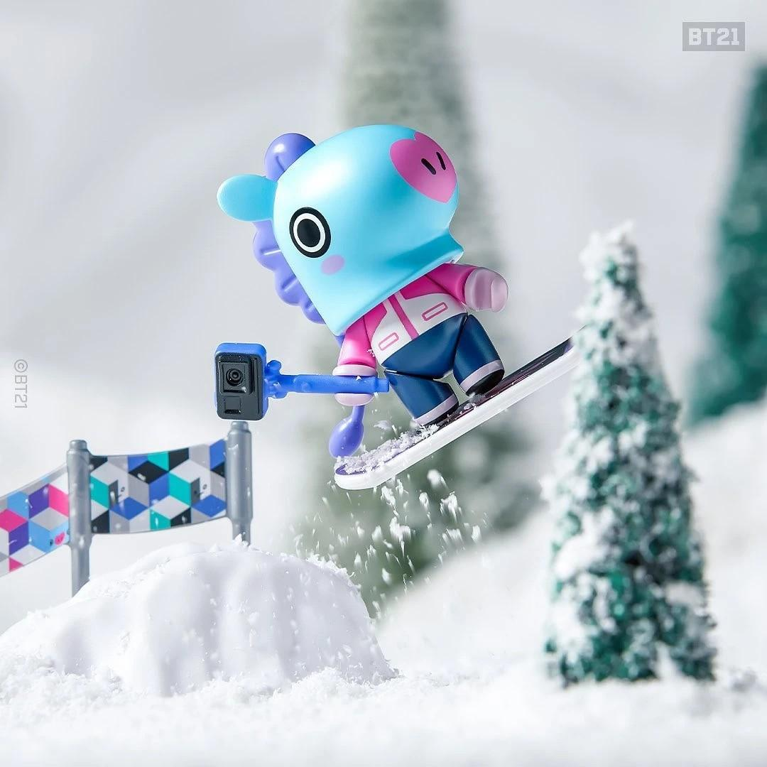 BT21 - Collectible Figure Blind Pack Vol.4 - Winter Theme