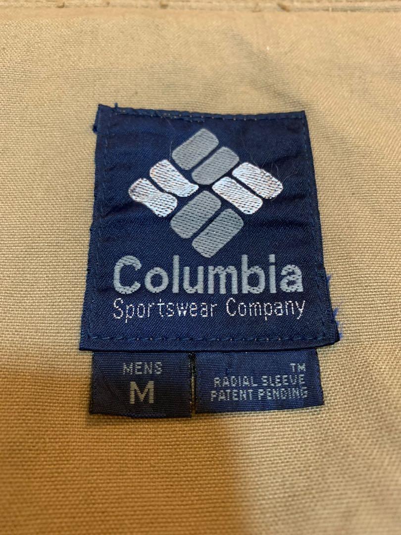 Columbia 哥倫比亞 狩獵外套 (稀有款)