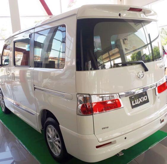 Daihatsu Luxio DP RINGAN mulai 14 jutaan. Daihatsu Pamulang