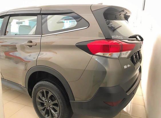 Daihatsu Terios DP MURAH mulai 17 jutaan. Daihatsu Pamulang