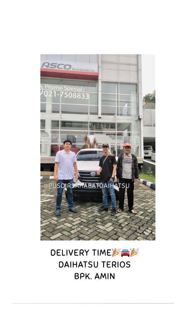 DP MURAH Daihatsu Terios mulai 17 jutaan. Daihatsu Pamulang