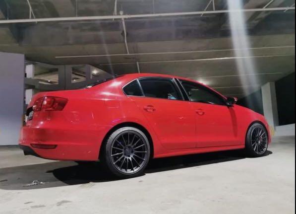 For Rent: VW Jetta 1.4TSI