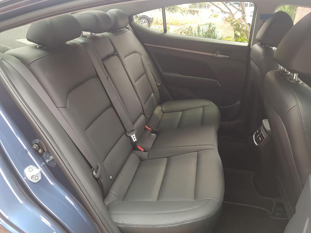 Hyundai Elantra 1.6 GLS (A)