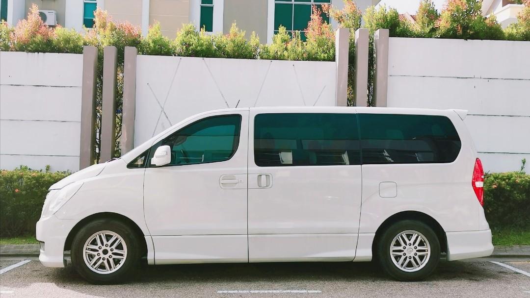 Starex Rental Johor Bahru - Self Drive in Malaysia