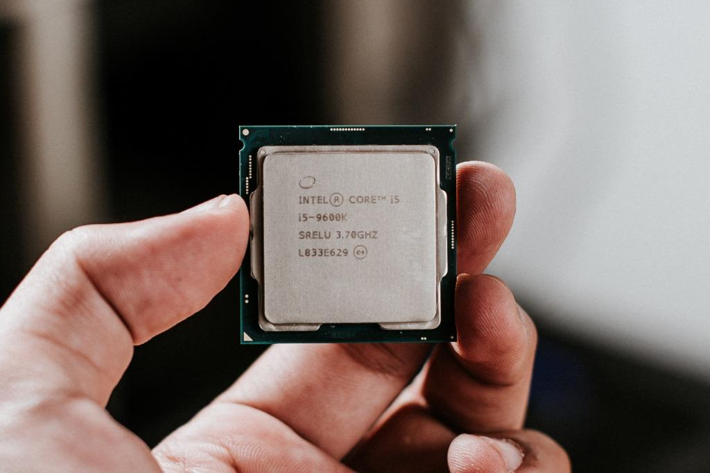 Intel i5 9600k CPU Processor (w/ FREE Scythe Big Shuriken 3), Computers &  Tech, Parts & Accessories, Computer Parts on Carousell