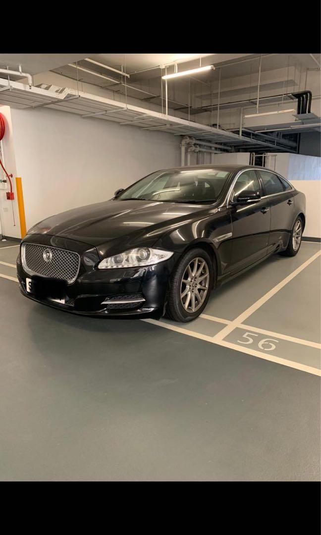 Jaguar XJ 2.0 Premium Luxury SWB (A)