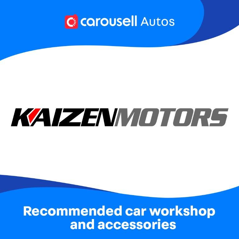 Kaizen Motors - Recommended car workshop and accessories
