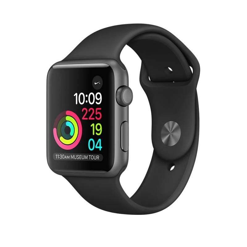 Kredit Apple Watch Series 3 GPS Space Grey Alum with Sport Band Smart Watch - Black [42mm]
