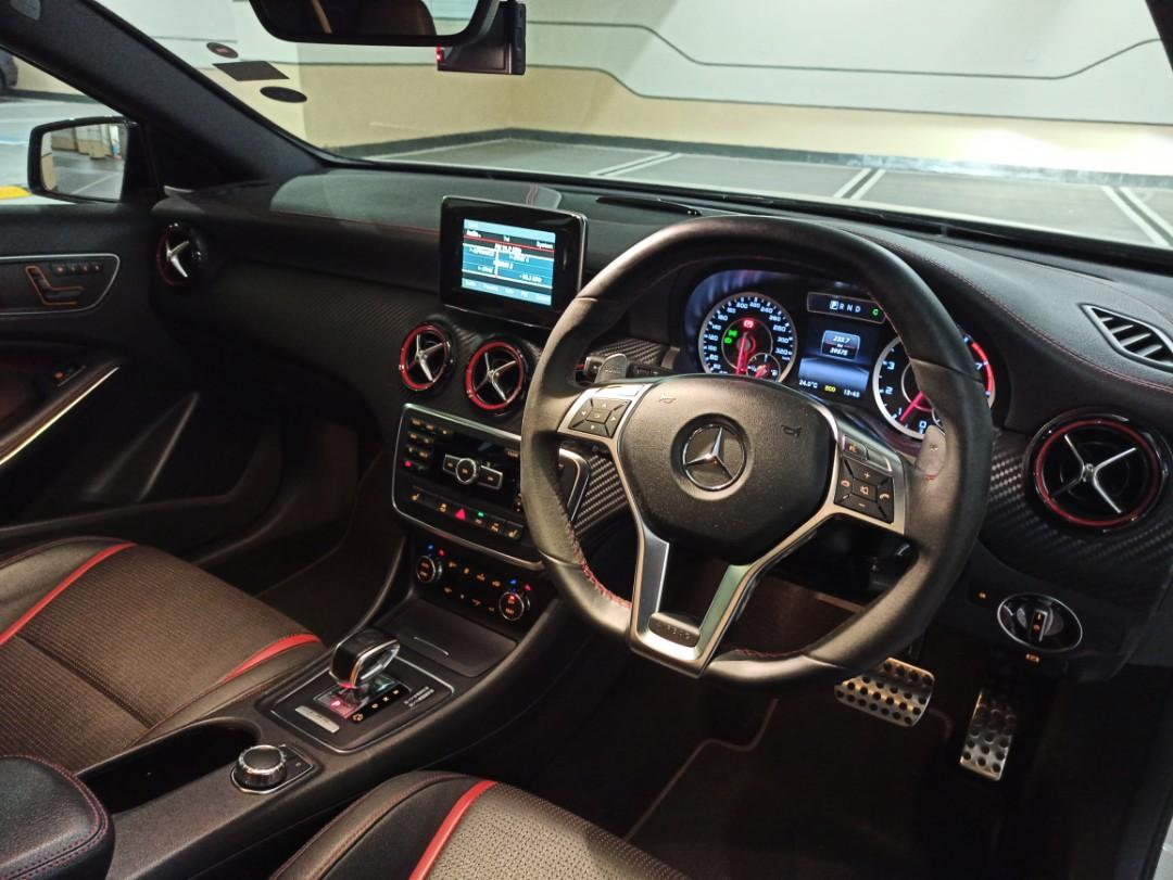 Mercedes-Benz A45 AMG EDITION ONE Auto