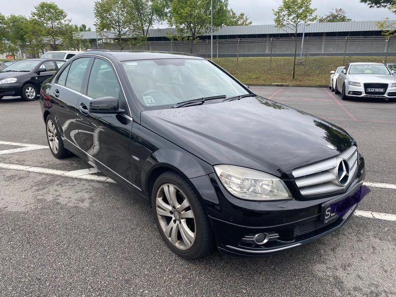 Mercedes-Benz C200 CGI BlueEfficiency (A)