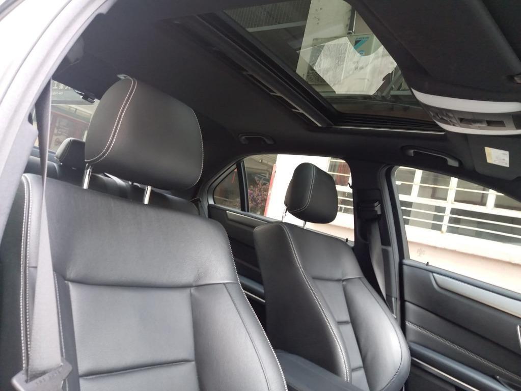 Mercedes-Benz E200 FACELIFT SPORT Auto