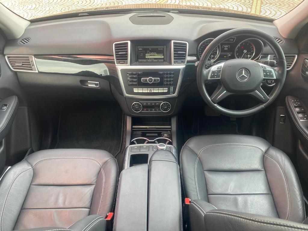 Mercedes-Benz ML400 4Matic (A)