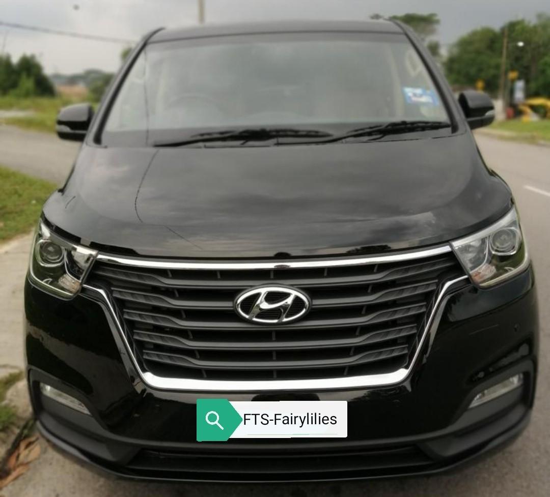 MPV Rental / car rental / Chauffeur / tour / private hire / Limo service Starex 11 seater