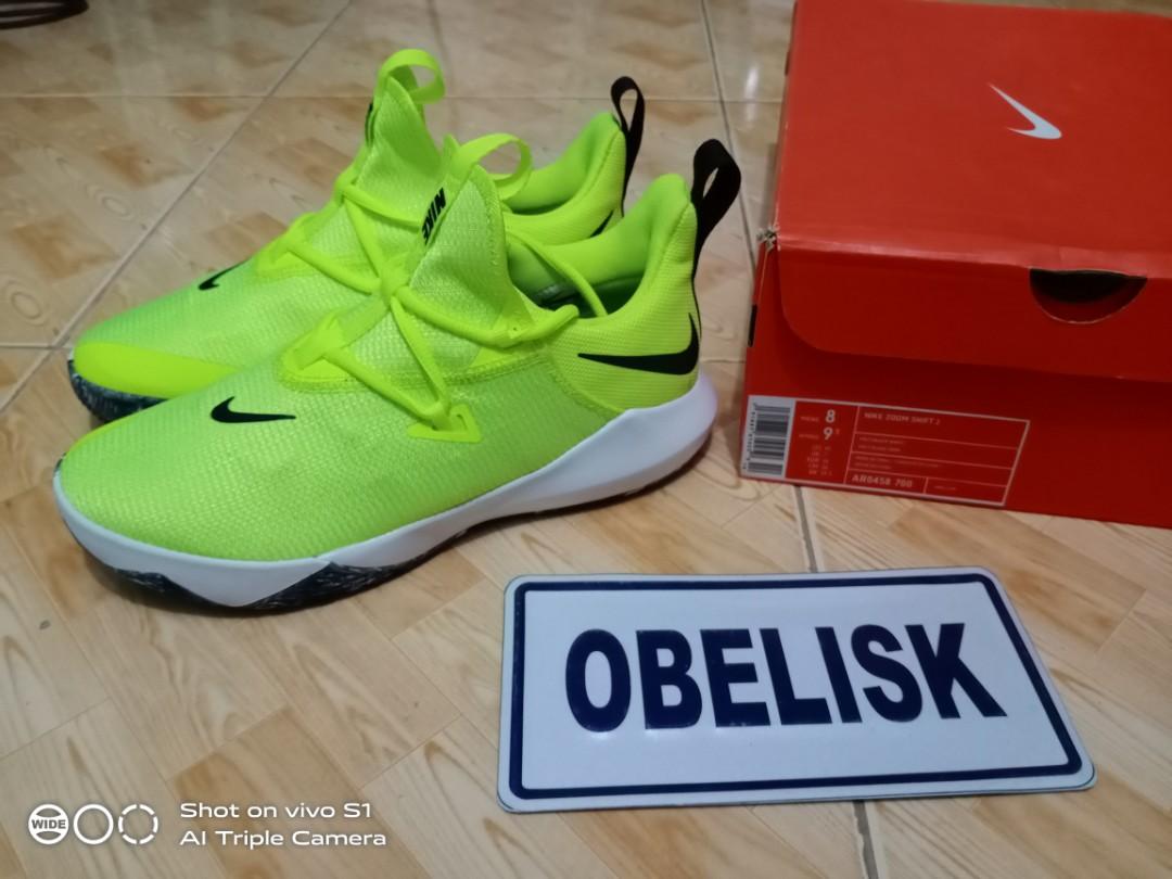 Nike Zoom Shift 2 size 8 not Kobe