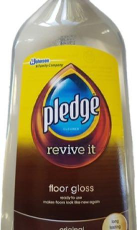 Pledge Floor Polish Revive It Toys Games Bricks Figurines