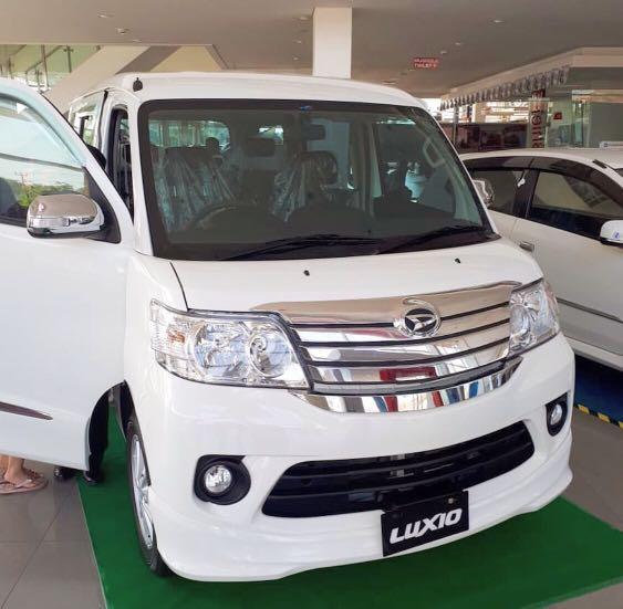 PROMO AWAL TAHUN Daihatsu Luxio DP MURAH mulai 14 jutaan