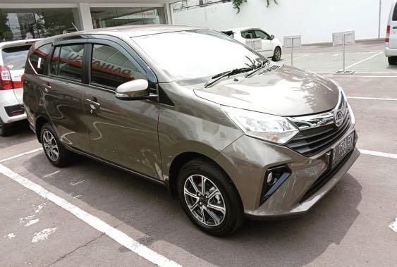 PROMO AWAL TAHUN Daihatsu Sigra DP RINGAN mulai 11 jutaan