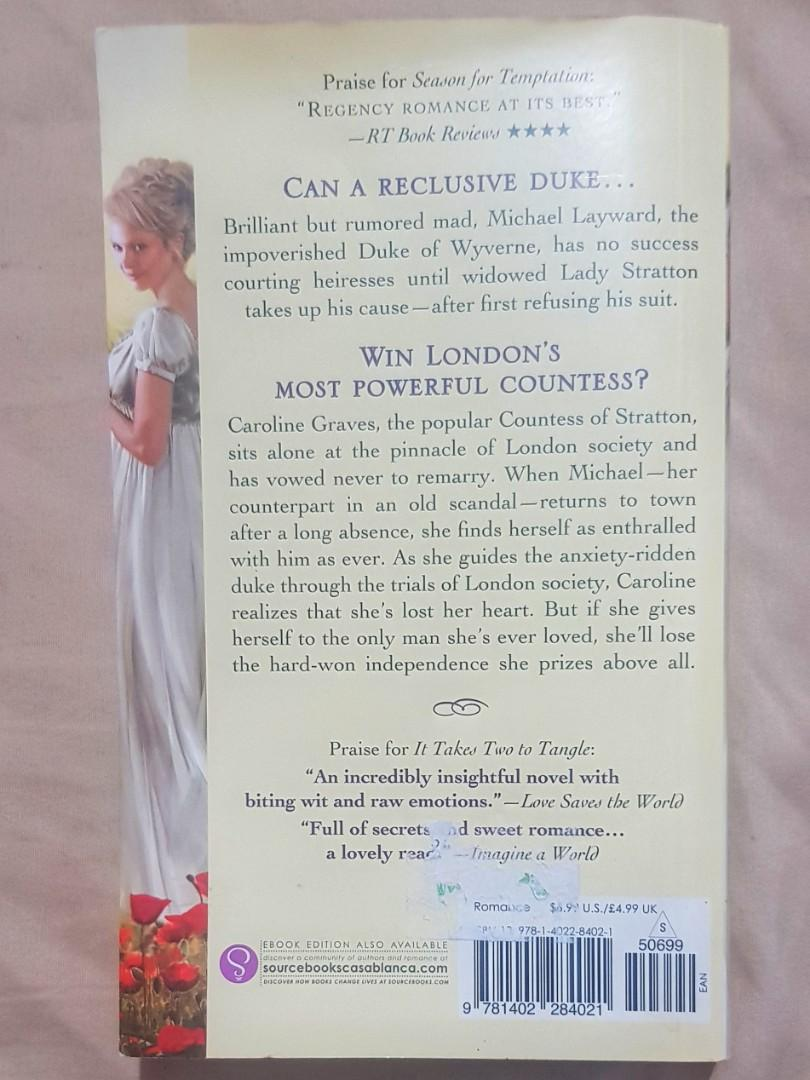 Theresa Romain Regency Romance Novel - To Charm a Naughty Countess