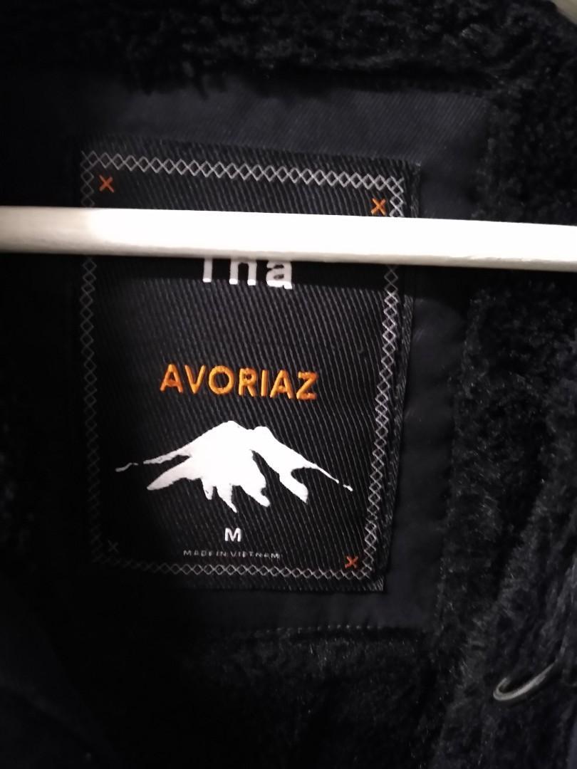 Size M - TNA Parka (Avoriaz) - Black colour (Aritzia)