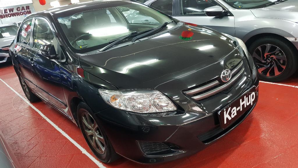 Toyota Corolla Altis 1.6 Classic (A)