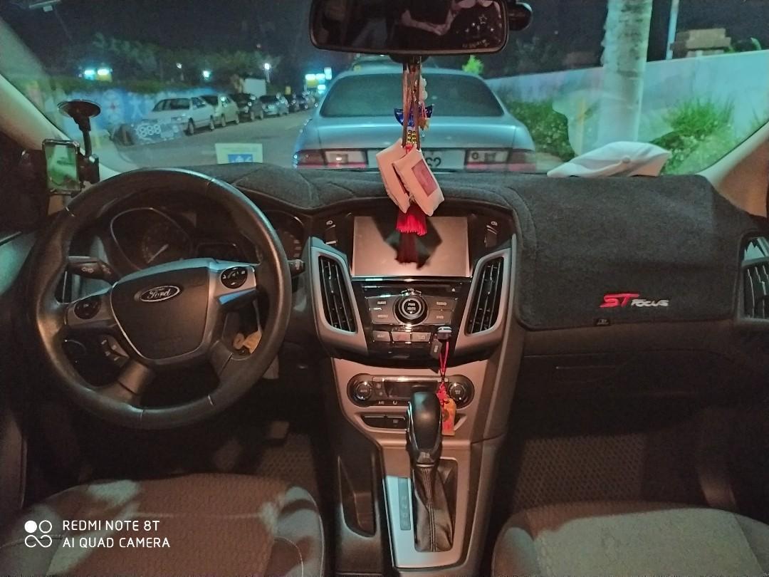 [自售]2014款 Ford Focus MK3  5D  1.6L