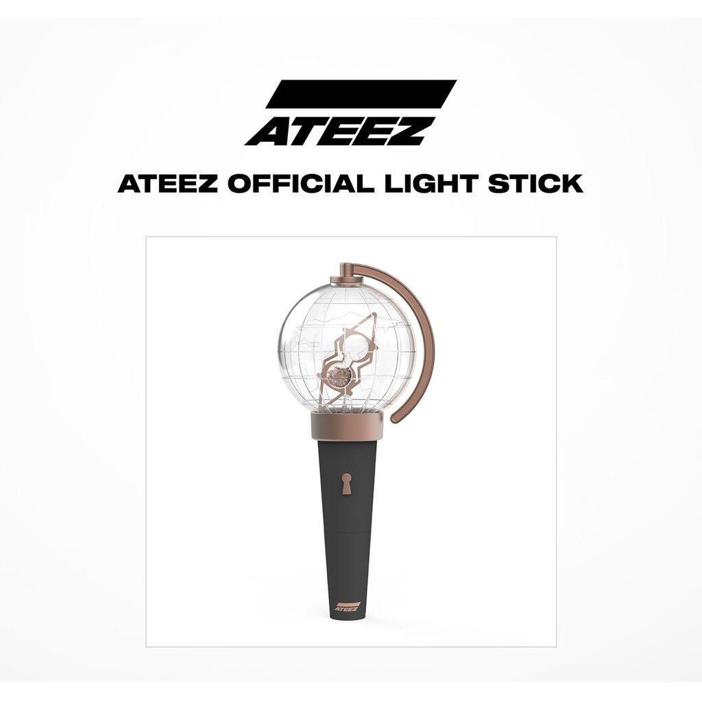 [ATEEZ] Official Lightstick (CTB if Serious Buyer Only)