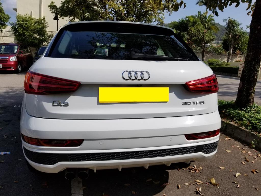 Audi Q3 1.4 TFSI mu (M)