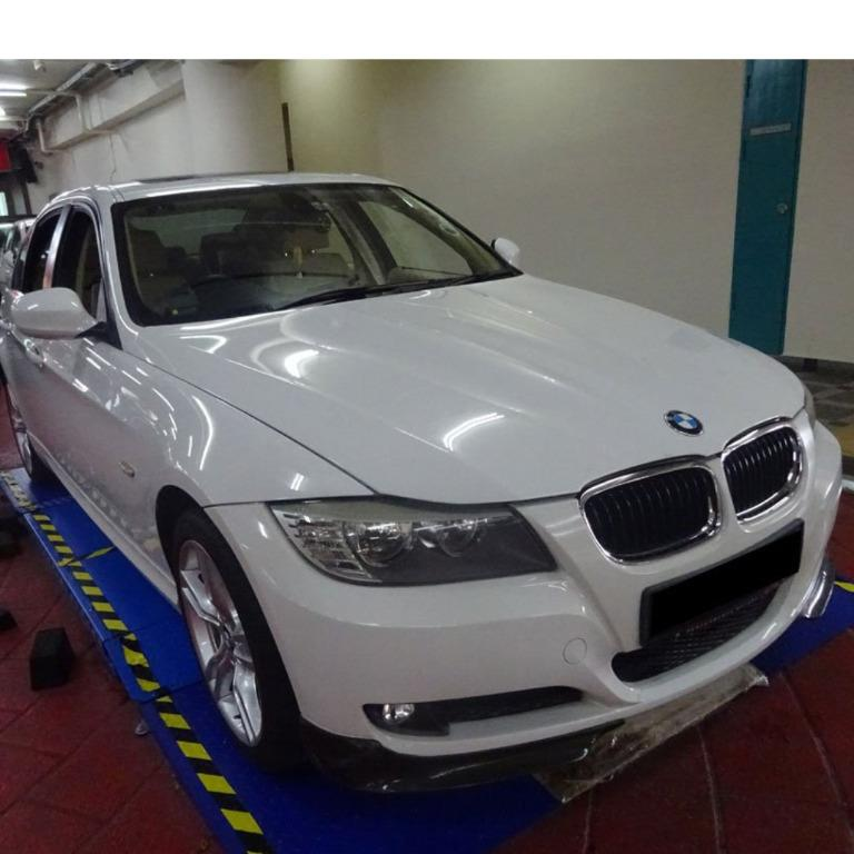 CNY BMW car rental (available for CNY collection)