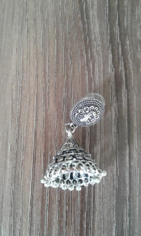 German silver earrings (LIMITED EDITION MOVE OUT SALE)