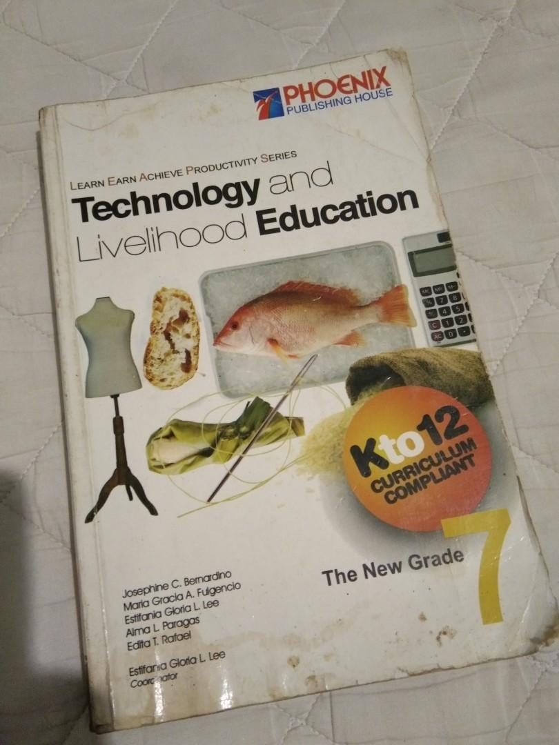 Grade 7 technology and livelihood education by josephine C. bernardino