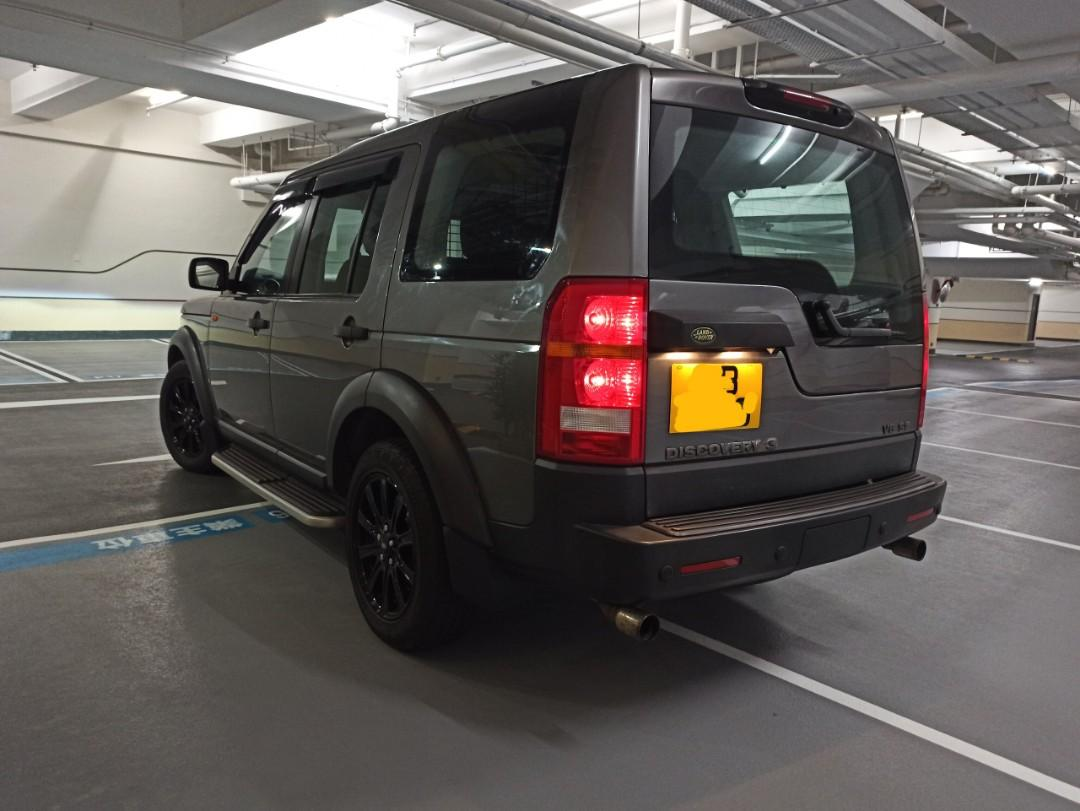 Land Rover Discovery 3 diesel Auto