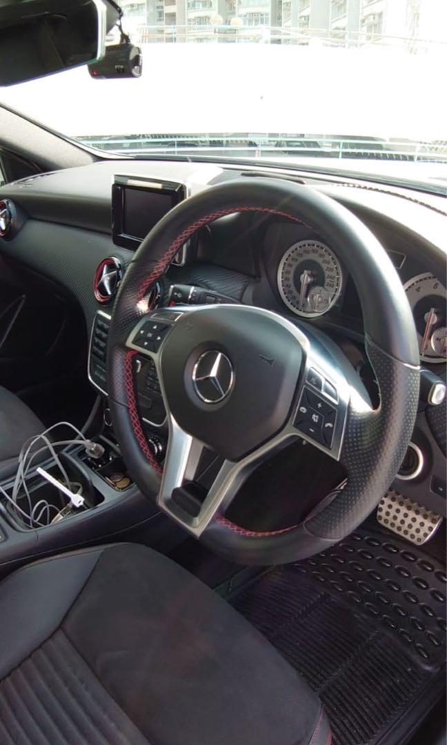 Mercedes-Benz A250 AMG SPORT Auto