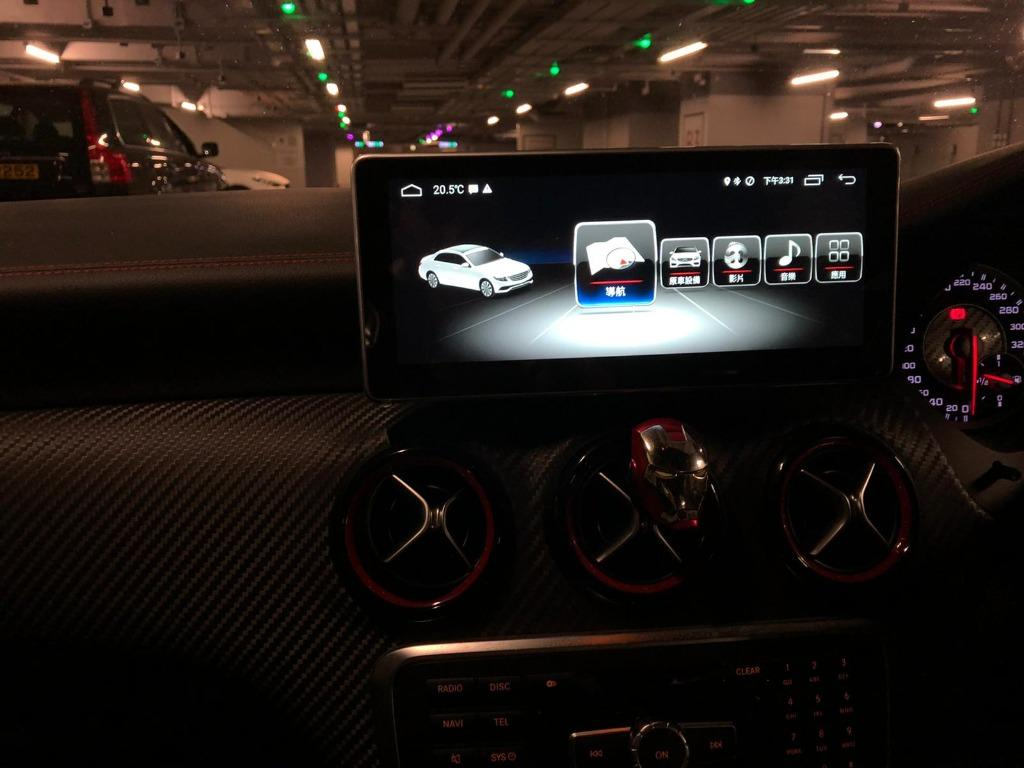 Mercedes-Benz A45 AMG 4Matic (A)