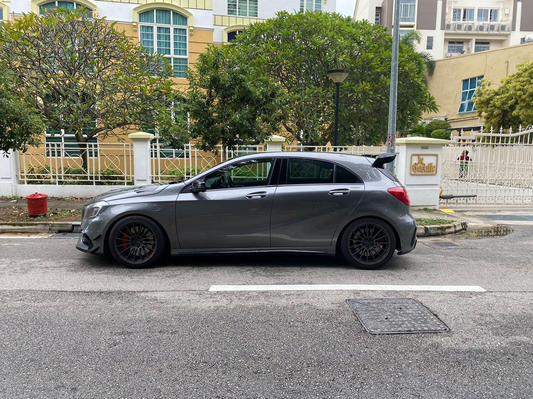 Mercedes-Benz A45 AMG 4Matic Auto