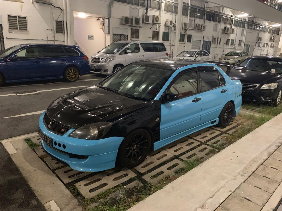 Mod Cars Family Sedan Sports Coupe for Chinese New Year Rental  (Honda Civic Integra Stream VW scirocco Jetta Toyota previa Kia Forte Mitsubishi Lancer GLX CS3 Colt R turbo  Mercedes C200 BMW 320i)