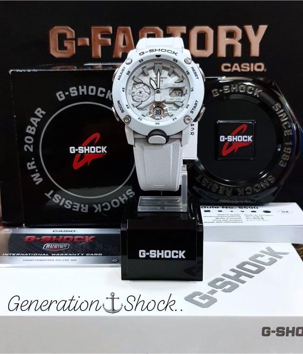 NEW🌟COUPLE💝SET : GSHOCK UNISEX DIVER SPORTS WATCH : 100% ORIGINAL AUTHENTIC CASIO G-SHOCK : GA-2000S-1ADR + GA-2000S-7ADR / GA-2000-1A9