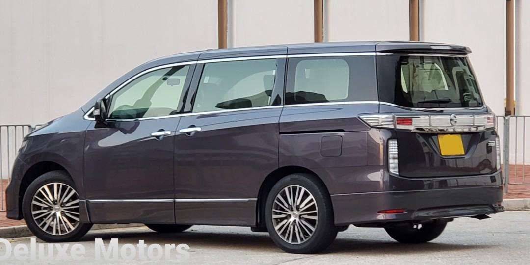 Nissan Elgrand 2.5 Highway Star (A)