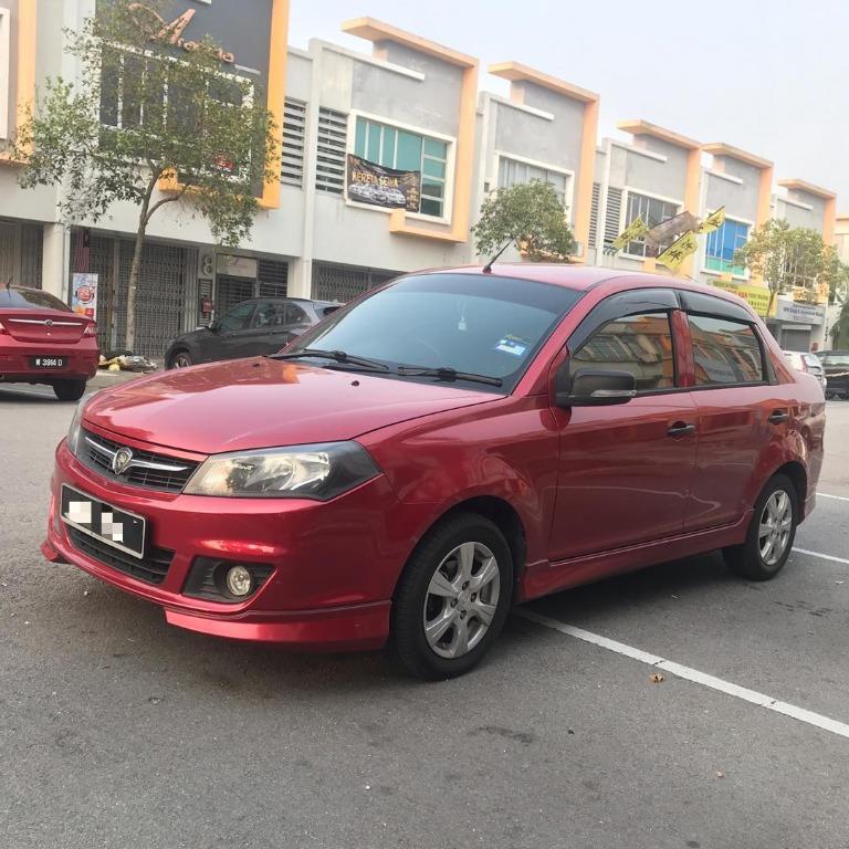 PROTON SAGA FLX 1.3 (A) KERETA SEWA MURAH NSG CAR RENTAL
