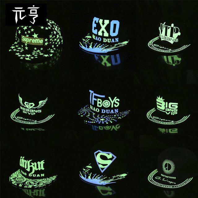 💥Ready Stock 💥Cap Unisex Hat Fashion Luminous Sport Hat RM37.80 only