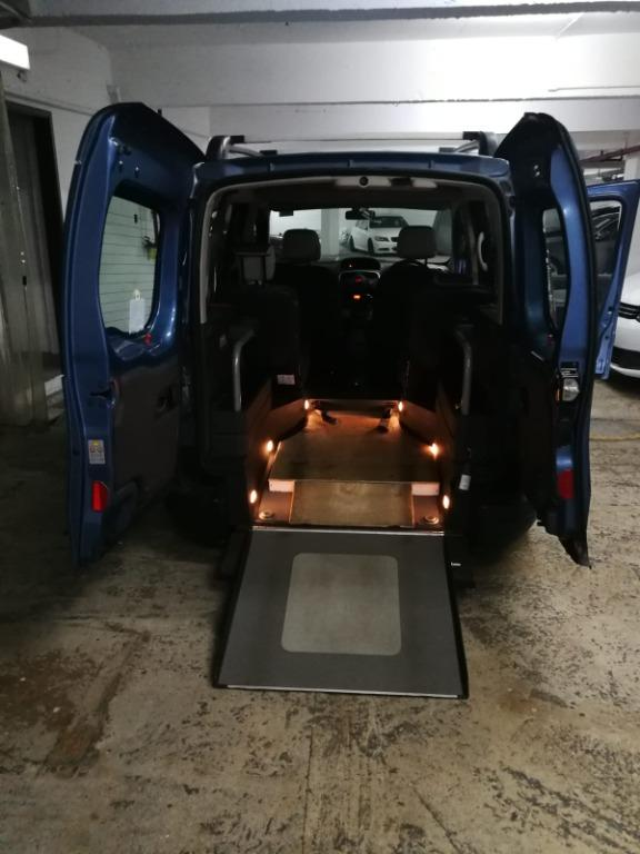 Renault Kangoo Welcab Auto