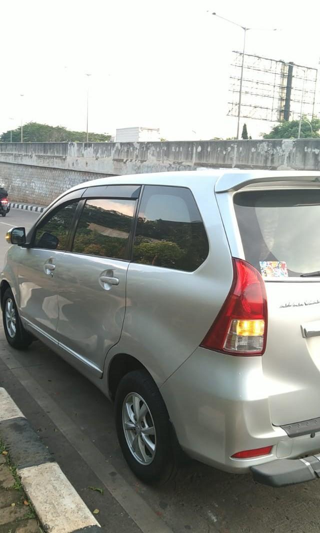 Toyota avansa G 2013 air bag manual pjk hidup terawat baik