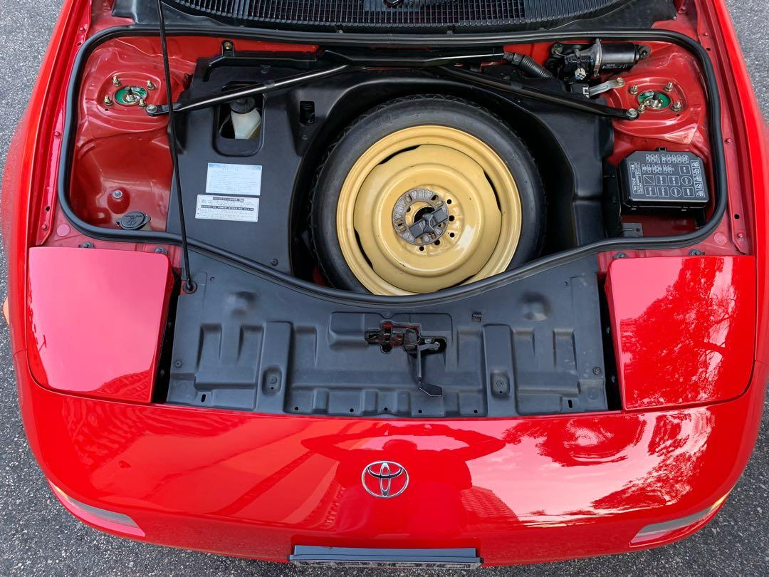 Toyota MR2 SW20 Manual