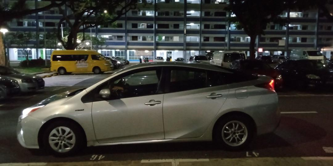 Toyota Prius REQUIRE RELIEF DRIVE Min 2Years