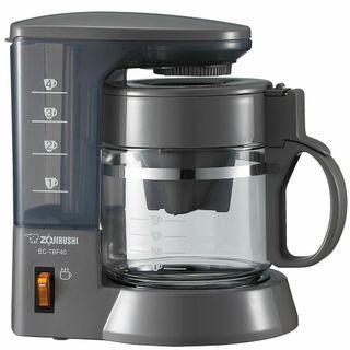 全新。象印咖啡機。象印*4杯份*咖啡機(EC-TBF40)