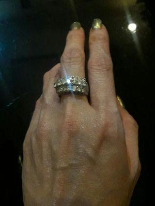 Cincin berlian eropa 1,5