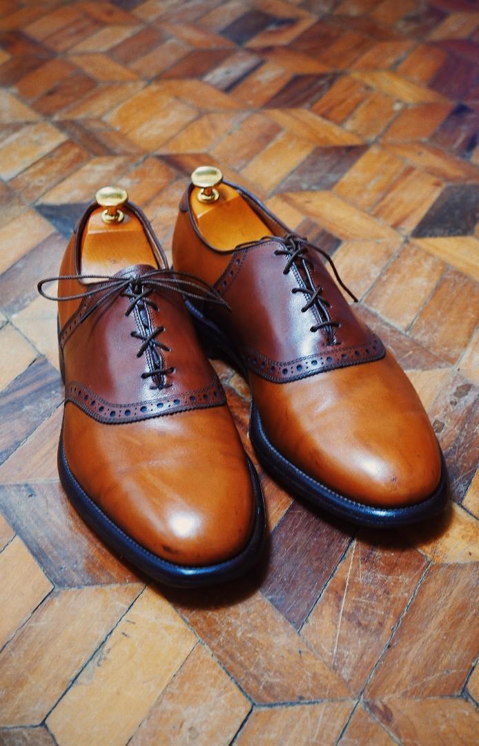 Allen Edmonds Polo (Saddle Oxfords) 11D