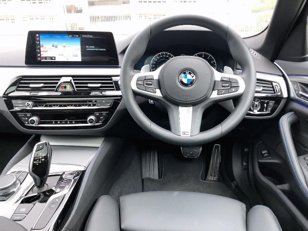 BMW    520iA M SPORT EDITION G30   2020 Auto